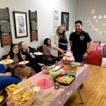 baby shower at mid cities psychiatry