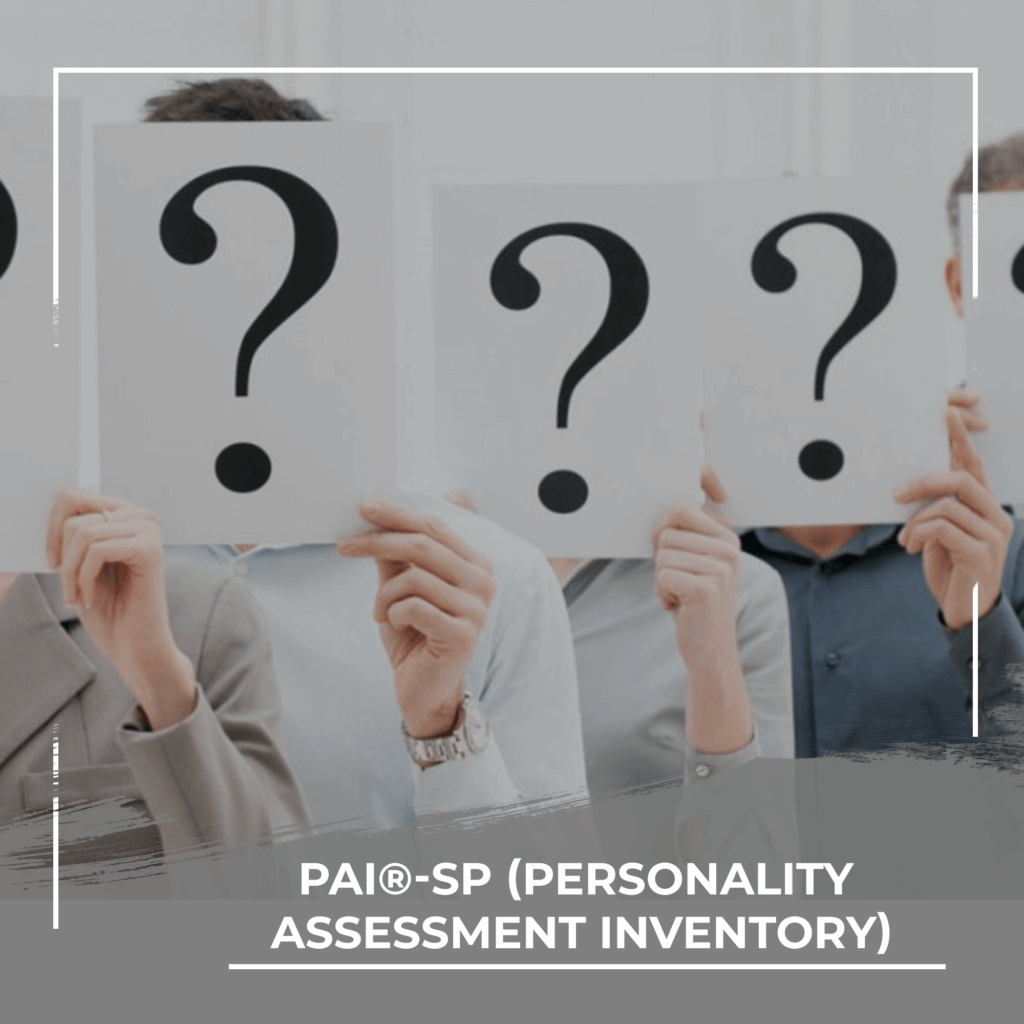 Personality Assessment Inventory