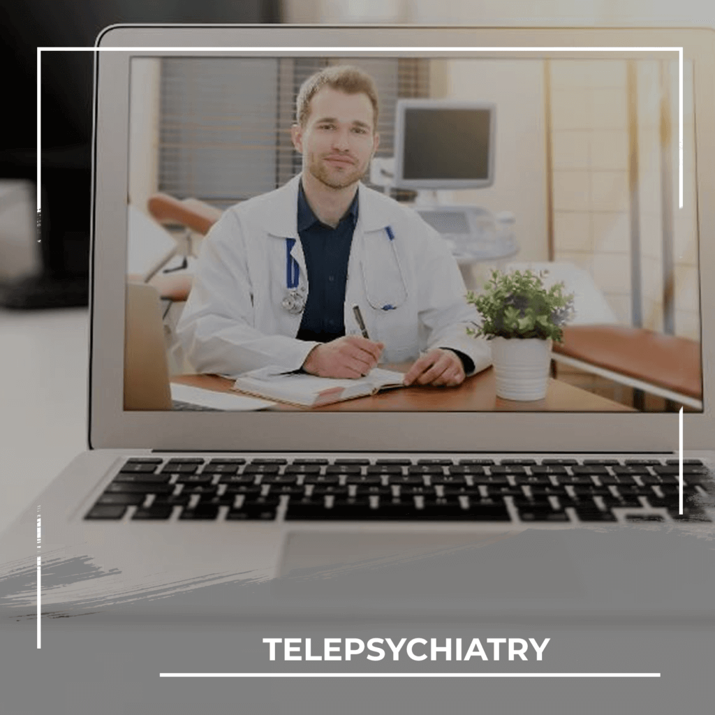 Telepsychiatry